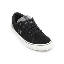 Zapatillas John Foos Slash Black Gamuza