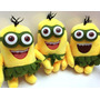 Peluche Muñeco Minion Prehistorico!! (2015) Cantan Banana