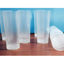 Vasos Descartable Trago Largo  Pp X 1 Unidad