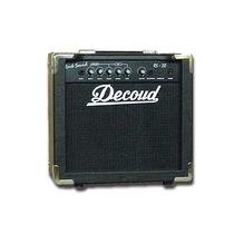 Excelente Amplificador De Guitarra Decoud Rs-26 20 W