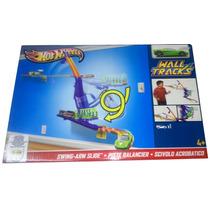 Hot Wheels Wall Tracks Pendulo Acrobatico Bunny Toys