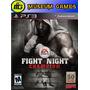 Ps3 Fight Night Champion Fisico Nuevo Sellado Local !!!