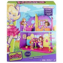 Polly Pocket Casa De Polly Mansion En Zona Sur