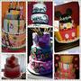 Tortas Infantiles De 2 Pisos Toy Story - Chef Profesional