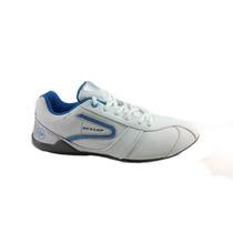 Zapatilla Dunlop Blanca Hombre 39 Al 44