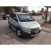 Fiat Idea Adventure 2008, Todos Los Papeles; Patentes Al Dia