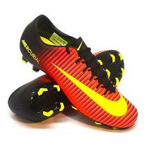 Botines Nike Modelo Fútbol 11 - Mercurial Victory 6 Fg