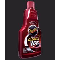 Meguiars Cera Acrilica Cleaner Wax (no Teflon/3m/sonax)