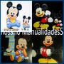 25 Souvenirs Fibrofacil Mickey + Central