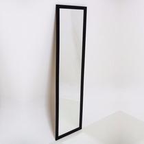 Espejo Con Marco De Madera 35 X 130cm. Listo Para Colgar!