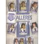 Lote Figuritas Futbol Talleres Cba. Completo 1992 Album