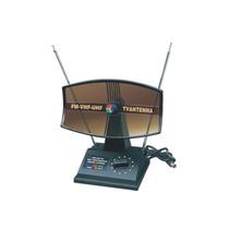 Antena Portatil Para Tv Uhf / Vhf / Fm