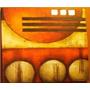 Pintura Cuadro 60x60 Deconamor Regalos
