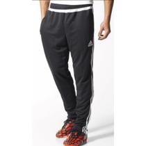 Pantalón Adidas Tiro 15, Chupin. N/b. Small.