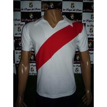 Camiseta De River Retro Año 75