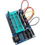 Adaptador Zocalo Zif-multiprog Eeprom Y Microcontroladores