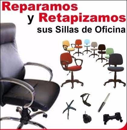 Repuestos Reparaciones De Sillas De Oficina - $ 60 en Melinterest