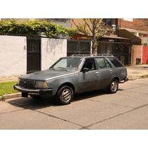 Renault 18 Break 2.0 Txe /// 1984
