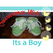 Zapatilla Bebe!!! Tejido Amigurumi Crochet