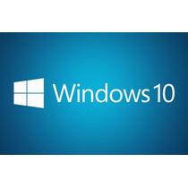Windows 10 Home Edition Para 1 Pc Licencia Original