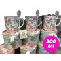 Taza Porcelana Cuchara + Caja Regalo Ideal Souvenirs Subazar