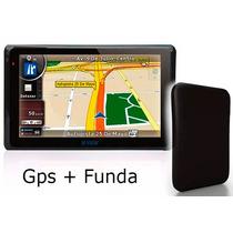 Gps Xview Led 7 Pulgadas Tv Digital Mapas Camaras Radares