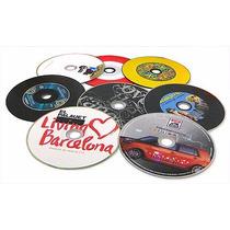 Souvenir En Cd Y Dvd.. Relojes En Cd...