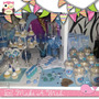 Sweet Bar / Candy Bar / Kiosco De Golosinas Minnie / Mickey