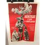 Afiche Cine - Hercules Y Los Tres Chiflados - Deteriorado