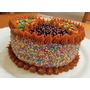 Torta Golosinas Decoradas Tortas Infantiles Cumpleaños Kilo