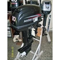 Fuera De Borda Hidea 30 Hp 2t 0km.!! Yamaha Powertec Honda