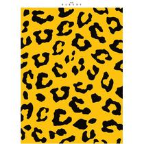 Laminas Papeles Decoupage Autoadhesivas Animal Print Lote 5