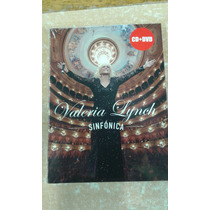 Valeria Lynch Sinfónica Cd + Dvd