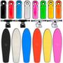 Mini Longboard Skate Patinet Penny Alu Colores Local Palermo
