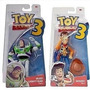 Toy Story 3 Buzz Lightyear En Blister Articulado Mattel