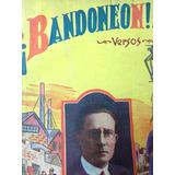 Bandoneon. Jeronimo Gradito