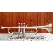 Trompeta Antigua En Do Schenkelaar