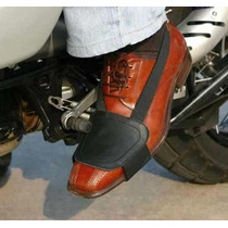 Protector De Calzado P/ Moticiclistas.