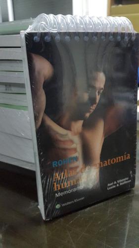 Atlas Anatomia Humana Memorama Bolsillo Rohen Yocochi - $ 955 en ...