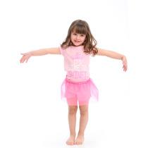 Pijama Princesa Con Tutu Brilla En La Oscuridad Pecosos