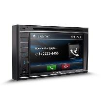 Stereo Auto Pst Positron Sp8520 2 Din Bluetooth Dvd Usb Mp3