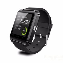 Reloj Inteligente Smartwatch U8 Android P/ Smartphone Bt Ios