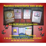 Libretas Sanitarias Veterinarias X 50 Unidades + Recetarios