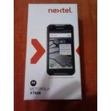 Nextel Ironrock Xt626 Version 3 Fondo Verde Nuevo En Caja