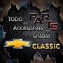 Panel De Puerta Nacional Chevrolet Classic Y Mas..