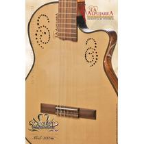 Guitarra Electrocriolla La Alpujarra Mod. 300kec Con Fishman
