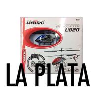 Helicoptero Rc Radio Control Remoto Exterior 2.4 La Plata