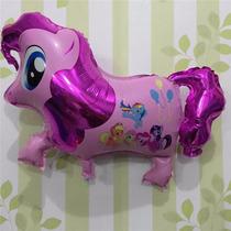 Globo Metalizado My Little Pony Gigante Caminante Deco X2