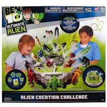 Ben 10 Alien Creation Challenge Of 436 Tabacotoy