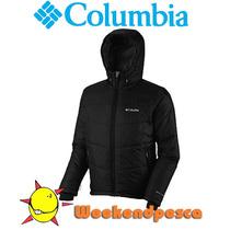 Campera Columbia Shimmer -omni Heat-weekendpesca-envíos